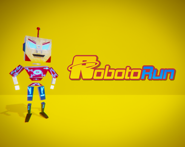 Roboto Run - Mac Osx build 1.25