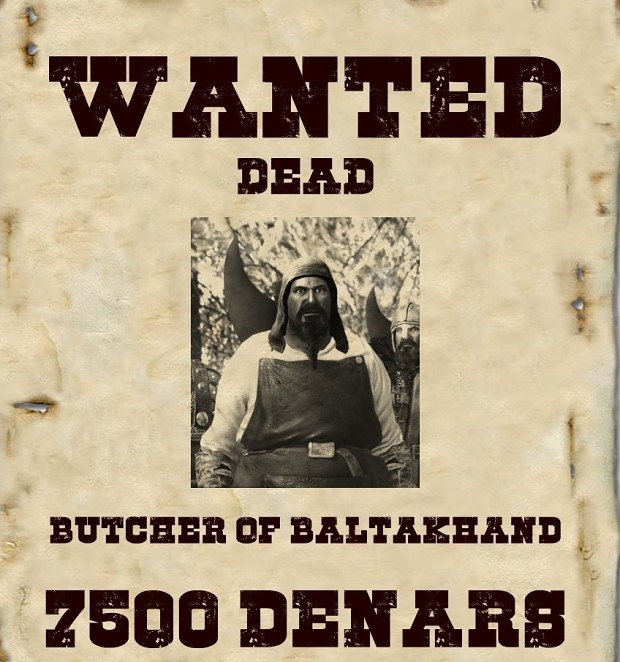 Scum and Villainy - Organized Crime 21.1.0. - Most Wanted - Dead or Alive