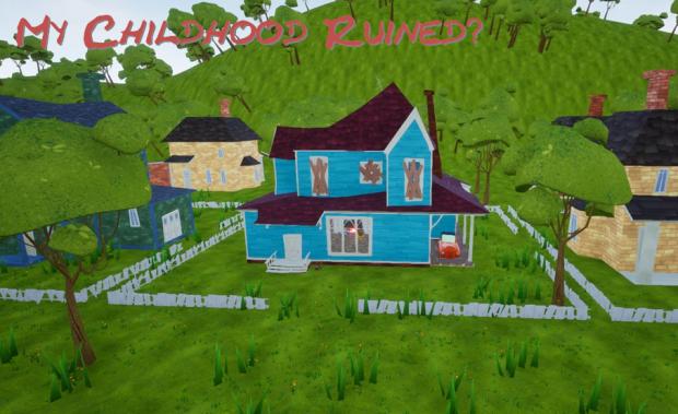 My Childhood Ruined? Alpha 2
