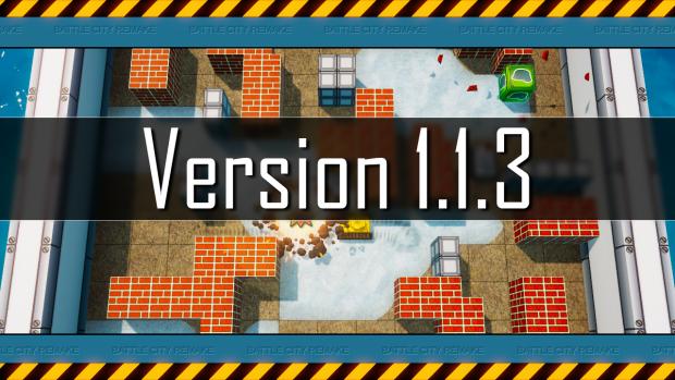 Battle City Remake Ver 1.1.3