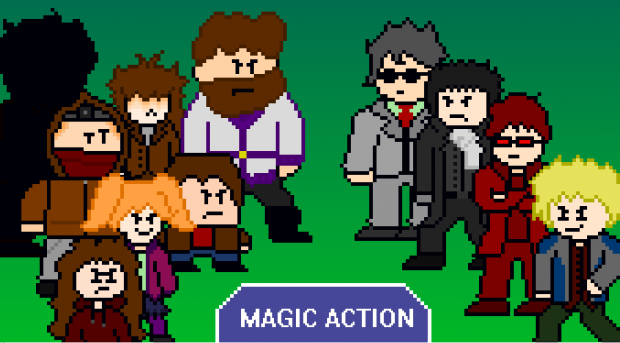 Magic Action (DEMO)