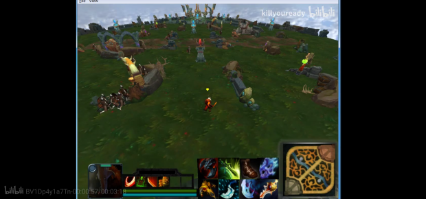 red alert IV: DOTA2 VS LOL mod alpha v0. 48