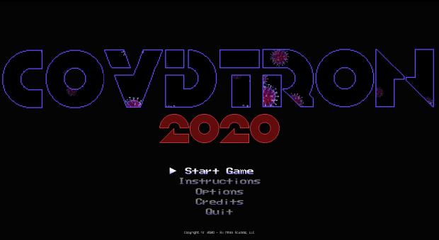 Covidtron 2020- PC version