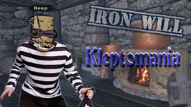 xxKleptomaniaxxKleptomania v1.2.0 - Encounters and MCM Compatibility