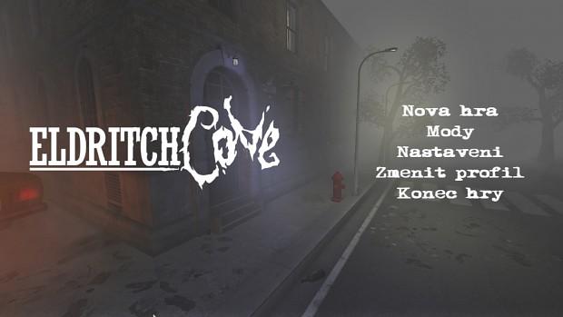 Eldritch Cove - Czech Translation