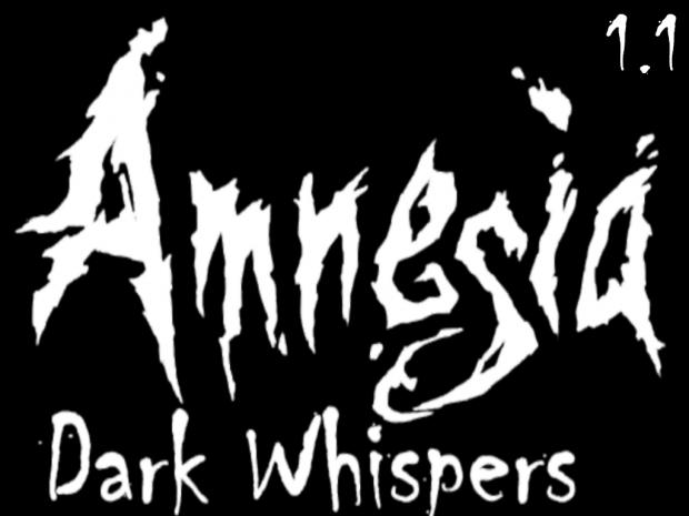 Dark Whispers 1.1 Full Conversion (.Rar Version)