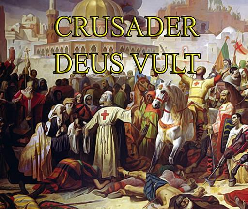 Crusader Deus Vult