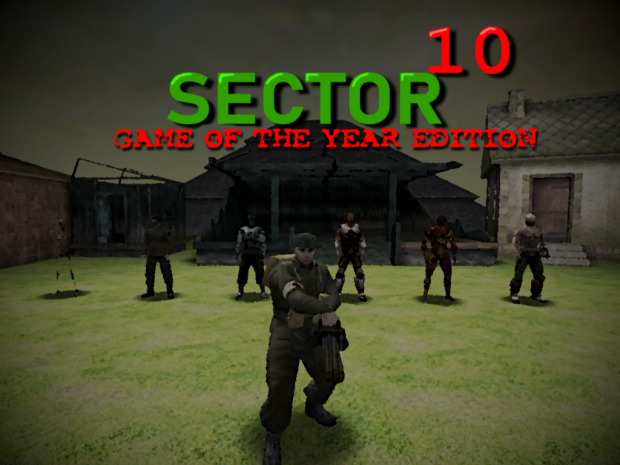 Sector 10: English Language Version