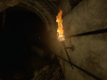 Improved Torch Flame