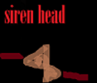 Siren Head Deep Forest v 01