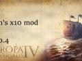 EU4X10 1.30.4
