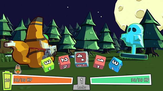 Fuzz Force: Spook Squad Forest Demo