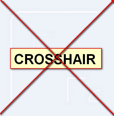 Amnesia Rebith: No Crosshair - Replacement Version