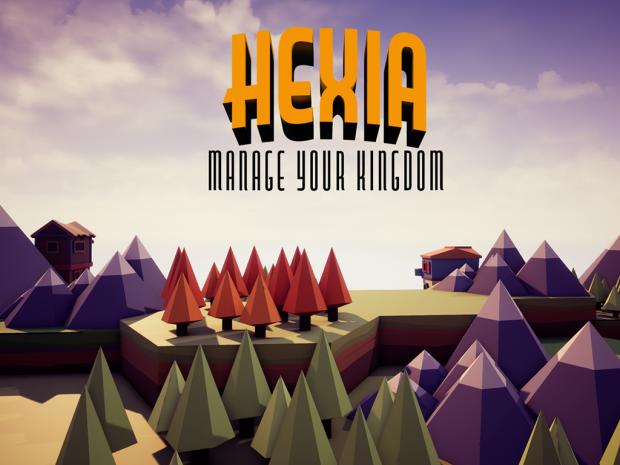 Hexia - First prototype