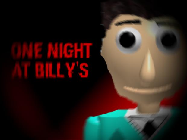 One Night At Billy's (Joke Game)