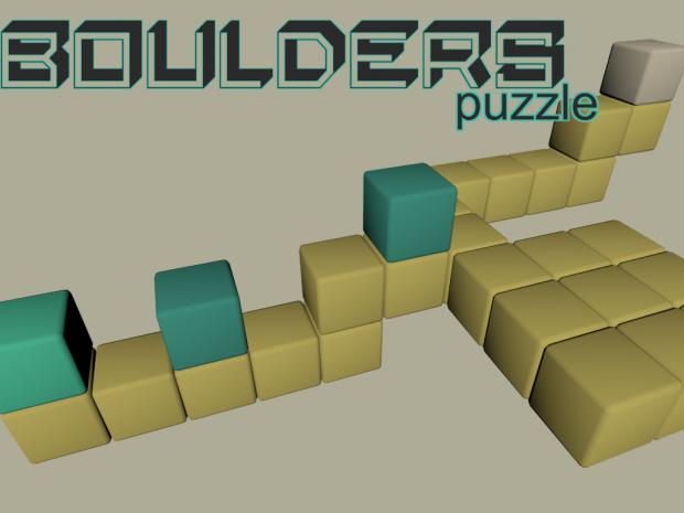 Boulders Puzzle alpha demo