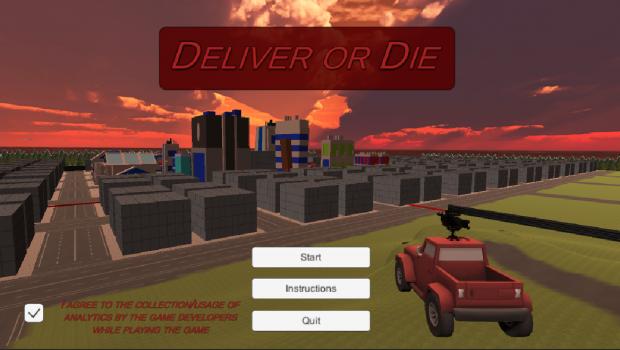 Deliver or Die - Alpha