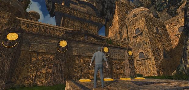 Untouched Forbidden Ruins