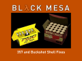Black Mesa Ammo and Shell Fixes
