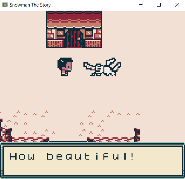 Snowman The Story Demo Eng GBA