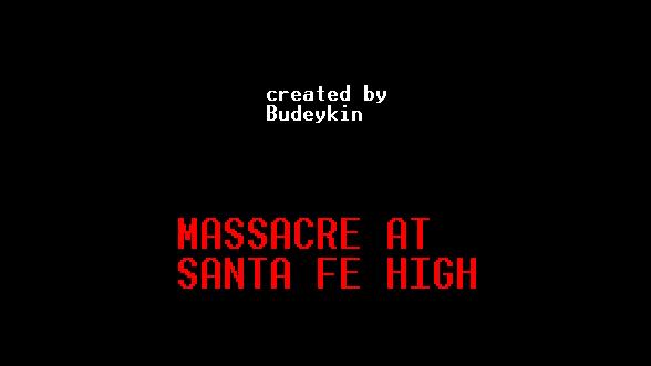 Massacre at Santa Fe High