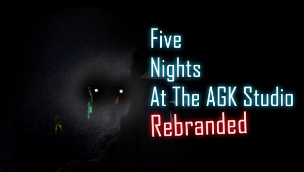 Five Nights at The AGK Studio Rebranded V1.0