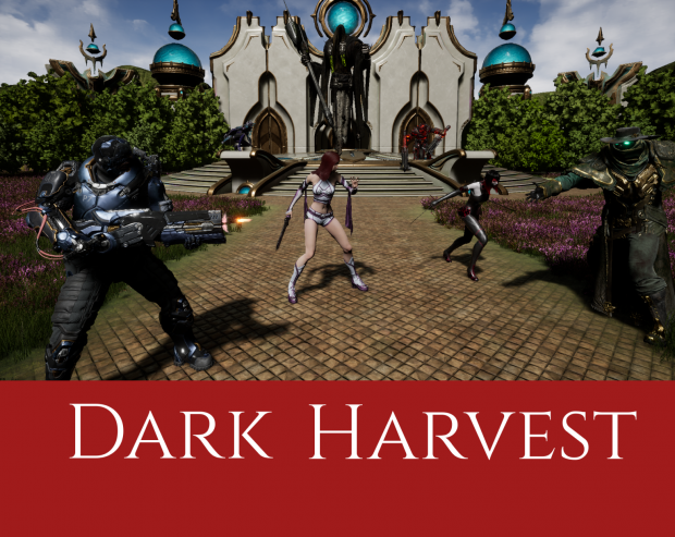 Portable Dark Harvest Launcher