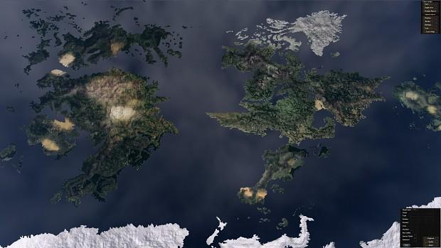 Strangereal World - Map Generator source art files