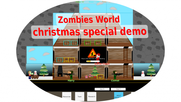 christmas special demo (Zombies World)