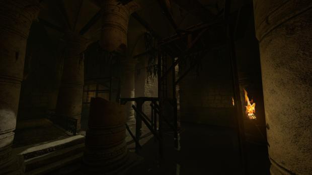 Cursed Tomb Polish