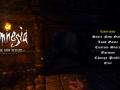 Amnesia: The Dark Descent - Remastered (Main Menu Background & Logo)