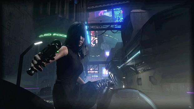 Blade Runner 2021 - initial release