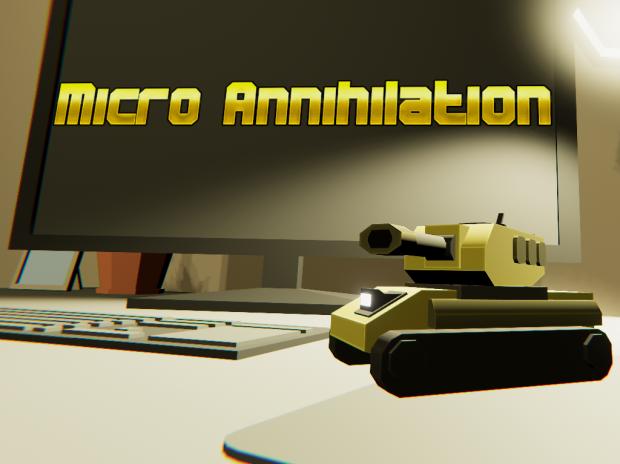 Micro Annihilation Prototype V0.1