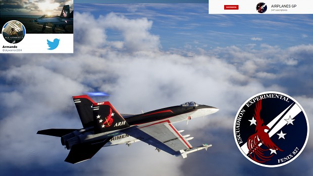 F18 Thunder