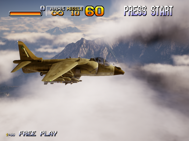 """Accipiter SV F-07V """"Slug Flyer"""""""