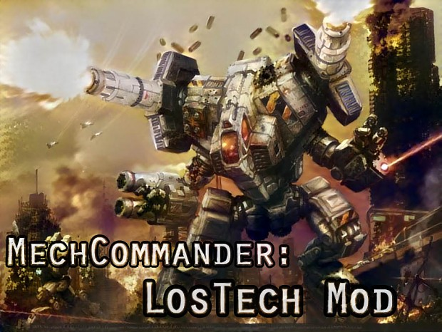 LosTech Mod 08 for DH4.2