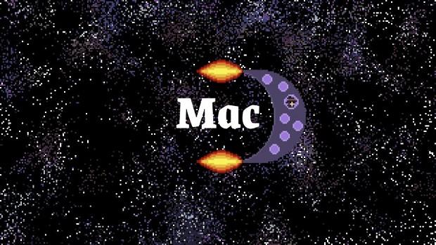 Star Witch - Mac - Gold