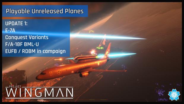Playable Unreleased Planes