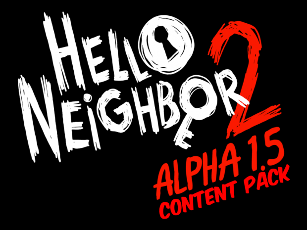 Hello Neighbor 2 Content for Modkit v0.1.1
