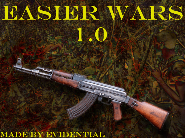 Easier Wars Mod 1.0 (outdated)