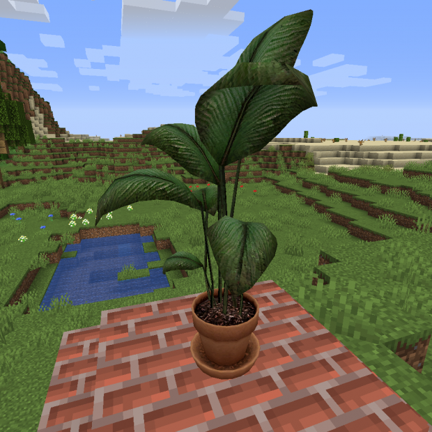 CSS Potted Plant 1.0.1