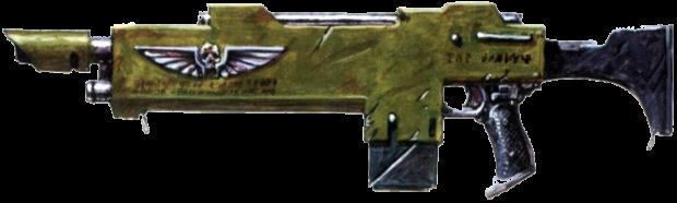 M36 Kantreal Pattern Lasgun