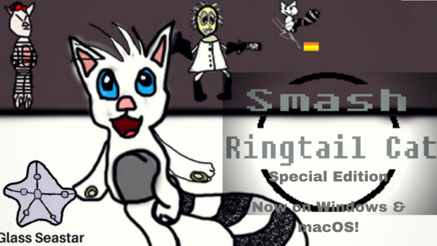 Smash Ringtail Cat - Special Edition Version 2.0.5 Update Patch
