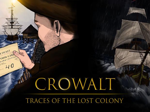 Crowalt: Traces of the Lost Colony Demo MacOS