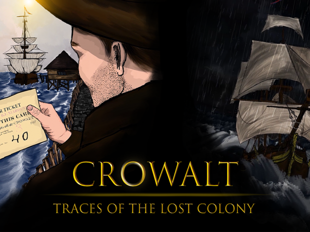 Crowalt Traces of the Lost Colony Demo Windows