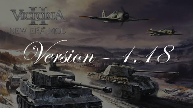 New Era Mod - Version 1.18