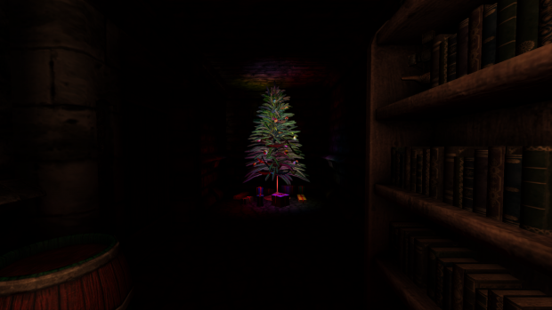 Santa's Castle Escape
