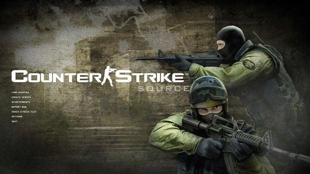 Counter Strike: Source - Soldier Sounds
