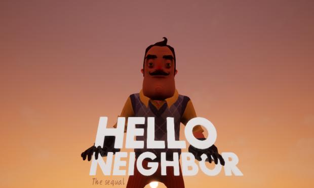 Hello Neighbor: The Sequal - Pre-Alpha 1.01