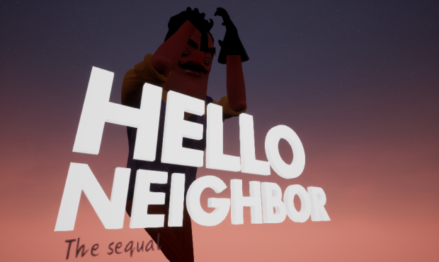 Hello Neighbor: The Sequal - Pre-Alpha 1.5